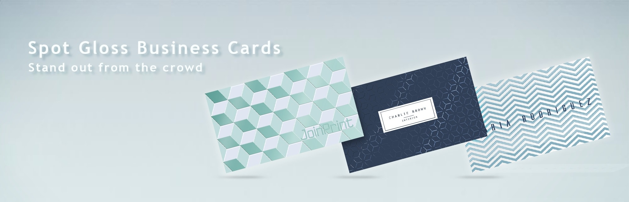 Joinprint business card name card online business printing print name card3 reheart Gallery