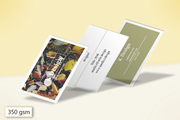 Thick Business Cards (Original)