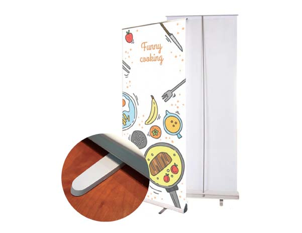 Pull-up banners(Aluminium base)