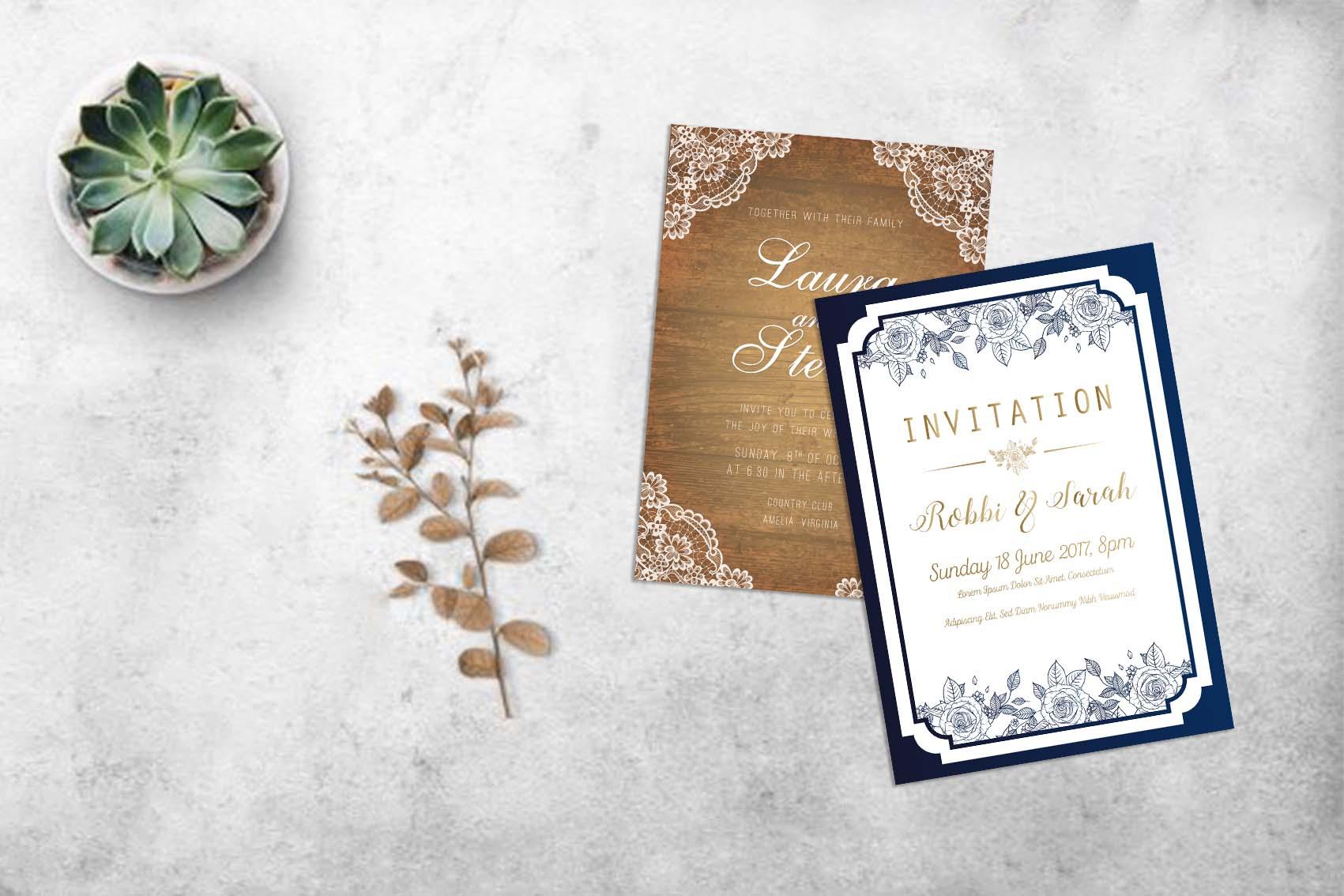 Wedding Invitation Printing in Hong Kong - JoinPrint